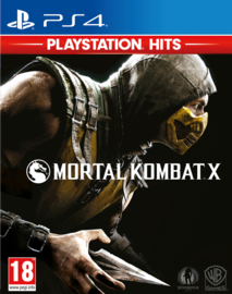 Ps4 Mortal Kombat X (Playstation Hits) [Nieuw]