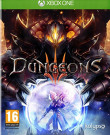 Xbox One Dungeons III [Nieuw]