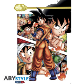Dragonball Z Poster Collage (61x91cm)