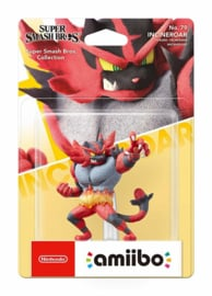Amiibo Incineroar - Super Smash Bros [Nieuw]