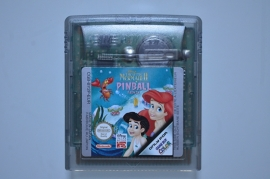 GBC The Little Mermaid II Pinball Frenzy