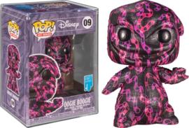 Disney Artist Series The Nightmare Before Christmas Funko Pop Oogie Boogie #09 [Pre-Order]