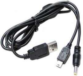 Play & Charge USB Kabel / PSP Lader