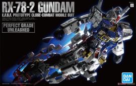 Gundam Model Kit PG 1/60 Gundam RX-78-2 Unleashed - Bandai [Nieuw]
