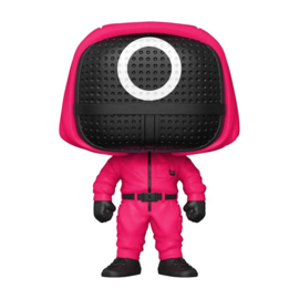 Squid Game Funko Pop Red Soldier With Mask [Pre-Order]