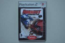 Ps2 Burnout Dominator (Platinum)