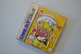 1x Nintendo Gameboy Color Pokemon Pinball & Perfect Dark Boxprotector