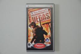 PSP Tom Clancy's Rainbow Six Vegas (Platinum)