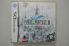 DS Final Fantasy III