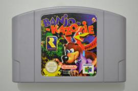 N64 Banjo Kazooie