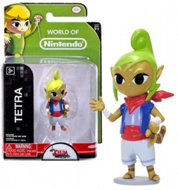 Nintendo Figure The Legend of Zelda Tetra - World of Nintendo [Nieuw]