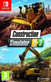 Switch Construction Simulator 2+3 [Nieuw]