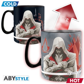 Assassins Creed Heat Change Mok - ABYStyle