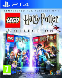 Ps4 Lego Harry Potter Years 1-7 Collection [Nieuw]