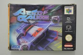 N64 Aero Gauge [Compleet]