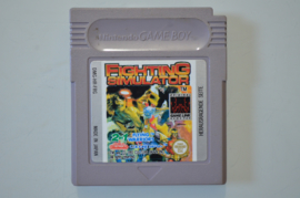 Gameboy Fighting Simulator