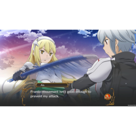 Ps4 Is It Wrong to Try to Pick Up Girls in a Dungeon Infinite Combate [Pre-Order]