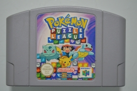 N64 Pokemon Puzzle League