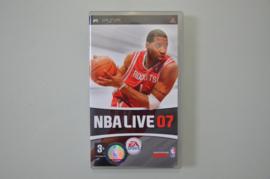 PSP NBA Live 07