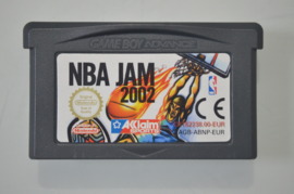 GBA NBA Jam 2002