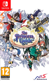 Switch The Princess Guide [Nieuw]