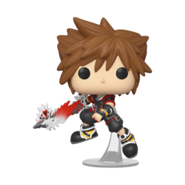 Kingdom Hearts 3 Funko Pop - Sora With Ultima Weapon [Pre-Order]