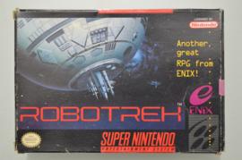SNES Robotrek [Amerikaanse Import] [Compleet]
