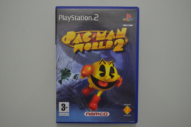 Ps2 Pac-Man World 2