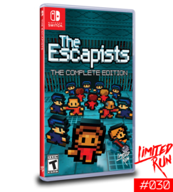 Switch The Escapists The Complete Edition [Nieuw]