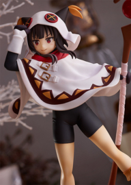 Konosuba Figure Megumin Winter Version Pop Up Parade - Good Smile Company  [Pre-Order]