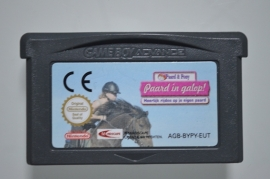 GBA Paard & Pony - Paard in galop