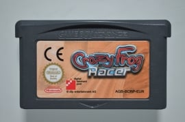 GBA Crazy Frog Racer