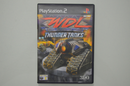 Ps2 World Destruction League Thunder Tanks / WDL Thunder Tanks