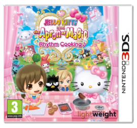 3DS Hello Kitty and the Apron of Magic Rhythm Cooking [Nieuw]