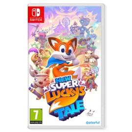 Switch New Super Lucky's Tale [Pre-Order]
