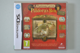 DS Professor Layton and Pandora's Box