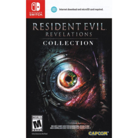 Switch Resident Evil Revelation Collection [Nieuw]