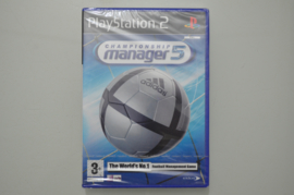 Ps2 Championship Manager 5 [Nieuw]