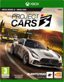 Xbox Project CARS 3 (Xbox One) [Nieuw]