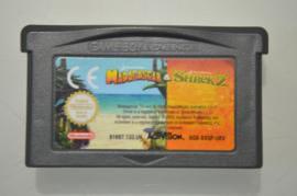 GBA Madagascar & Shrek 2