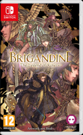 Switch Brigandine The Legend of Runersia [Pre-Order]