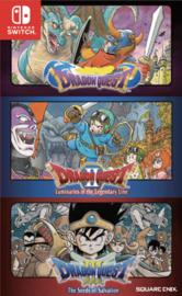 Switch Dragon Quest Collection I, II & III (#)[Nieuw]