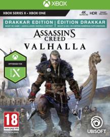 Xbox Assassins Creed Valhalla Drakkar Edition (Xbox One/Xbox Series X) [Nieuw]