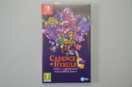 Switch Cadence of Hyrule Crypt of the NecroDancer (Featuring The Legend of Zelda)