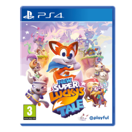 Ps4 New Super Lucky's Tale [Pre-Order]