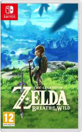 Switch The Legend of Zelda Breath of the Wild [Nieuw]