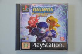 Ps1 Digimon World 2003