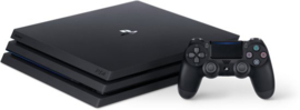 Playstation 4 Console Pro 1TB (Black)