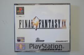Ps1 Final Fantasy IX (Platinum) (*)