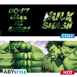 Marvel Heat Change Mok Hulk SMASH! - ABYStyle
